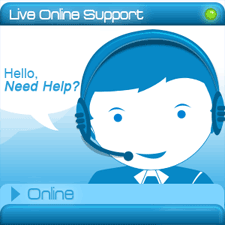Online 24x7 hours support
