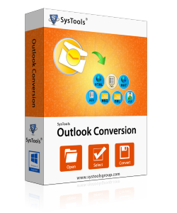 outlook conversion software box